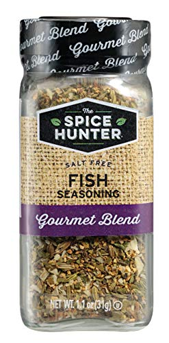 The Spice Hunter Fish Seasoning Blend, 1.1-Ounce ()