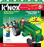 K'Nex Tractors and Trucks 10 Model Building Set