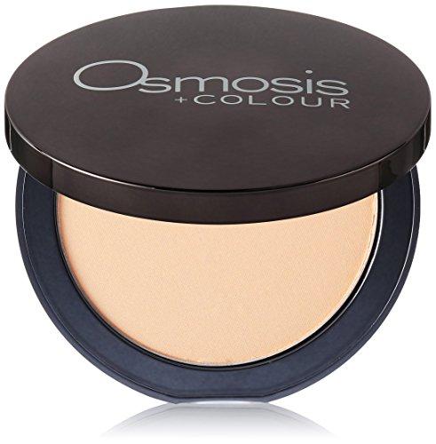 Osmosis Pressed Base Foundation, Golden Light, 0.33 oz