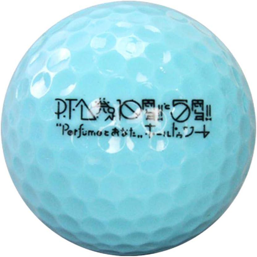 IPOTCH Bola de Golf Especial para Regalo para Amigos Familiares con Patrón y Entrenamiento en Patio o Campo