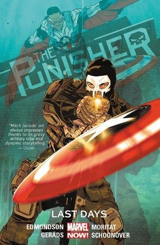 Download The Punisher Vol. 3: Last Days pdf