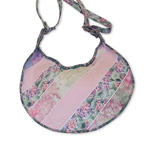 Handmade Quilted Handbags - Handmade Quilted One of A Kind Cotton Batik Purse Hobo Style