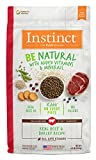 Instinct Be Natural Real Beef & Barley Recipe Natural Dry Dog Food By Nature'S Variety, 4.5 Lb. Bag Review