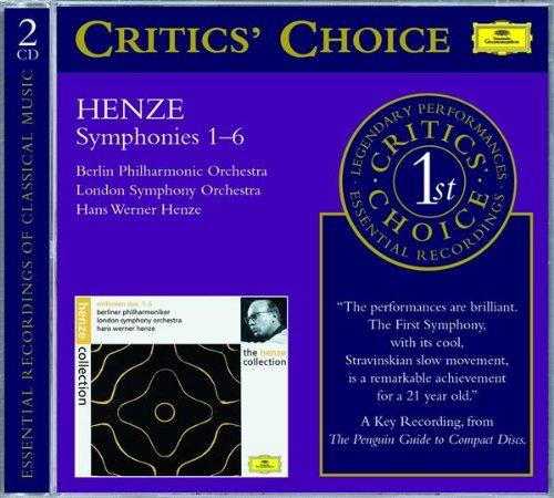 Hans Werner HENZE (1926-2012) - Page 5 51L11iklJyL