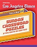 Best Sunday Puzzles - Los Angeles Times Sunday Crossword Puzzles, Volume 29 Review