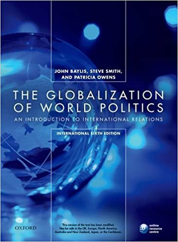 Amazon buy the globalization of world politics an introduction amazon buy the globalization of world politics an introduction to international relations book online at low prices in india the globalization of fandeluxe Images