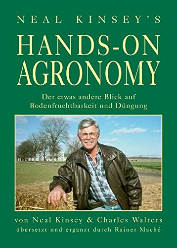 Hands on Agronomy.