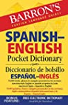 Barron's Spanish-English Pocket Dicti...