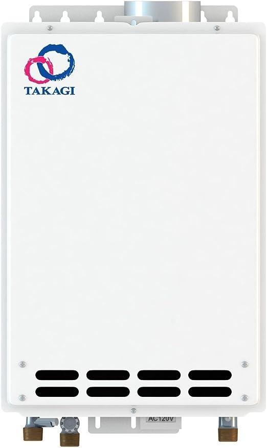 Amazon.com: Calentador de agua Takagi T-KJr2-IN-NG para ...