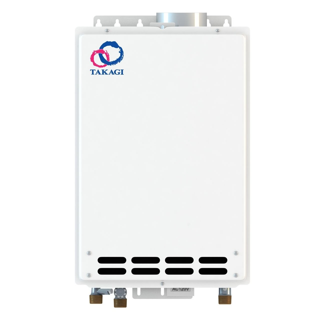 4. Takagi T-KJr2-IN-LP Indoor Tankless Water Heater, Propane