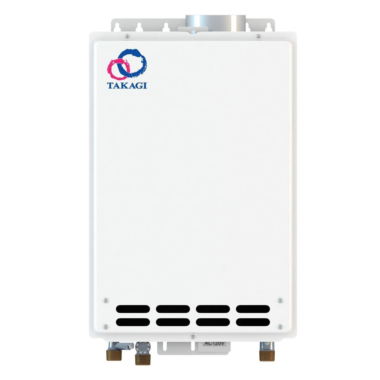 Takagi T-KJr2-IN-LP Indoor Tankless Water Heater, Propane