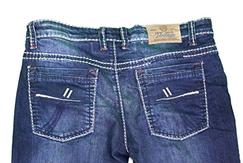 Camp David Jeans CDU-9999-1640 dark used