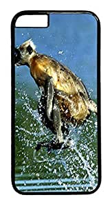 ACESR Animal iPhone 5c Hard Case PC - Black, Back Cover Case for Apple iPhone 5c
