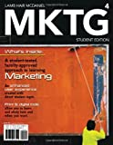 img - for MKTG 4 (with Marketing CourseMate with eBook Printed Access Card) [Paperback] [2010] 4 Ed. Charles W. Lamb, Joe F. Hair, Carl McDaniel book / textbook / text book