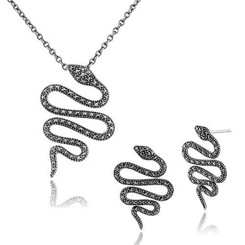 Pendientes de serpiente