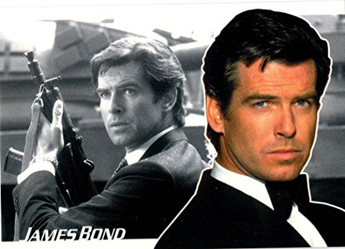 JAMES BOND HEROES & VILLIANS 2010 RITTENHOUSE NON-SPORT UPDATE PROMO CARD P2
