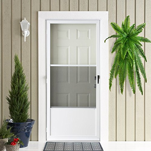 40Inch-Artificial-Boston-Fern-Hanging-Vines-Plant-Fake-Greenery-Outdside-Hanging-Basket-Planter-Floral-Wedding-Garland-Decor