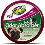 OdoBan Pet Solid Odor Absorber & Air Freshener, 8 Ounce