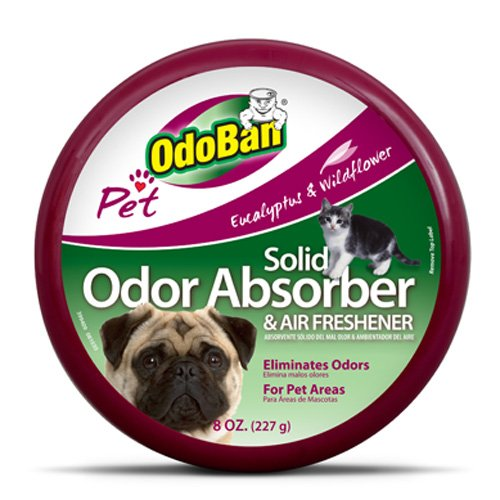 Price comparison product image OdoBan Pet Solid Odor Absorber & Air Freshener,  8 Ounce