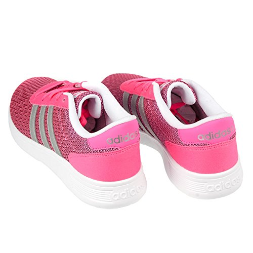 ADIDAS enfant Chaussures Lite Racer K - Couleur: rose - Taille: 36
