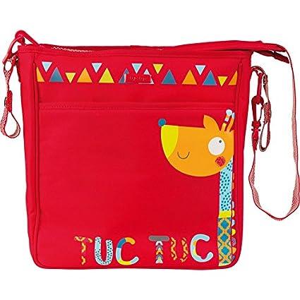 Tuc Tuc 03588 - Bolsa, colgadores y bandolera, color rojo