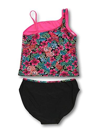 Xhilaration Tankini Swimsuits for Girls (Medium (7/8)) by Xhilaration (Image #1)