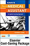img - for Virtual Medical Office for Kinn's The Administrative Medical Assistant ( Access Code, Text & Study Guide Package) with ICD-10 Supplement: An Applied Learning Approach, 8e book / textbook / text book