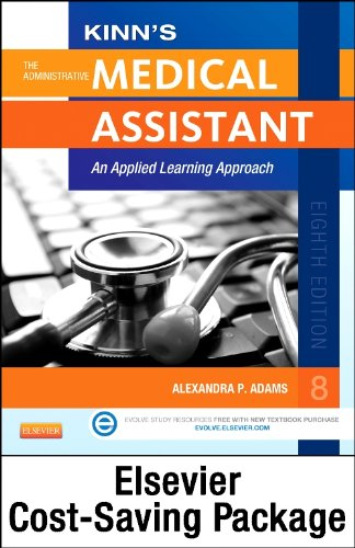 Virtual Medical Office For Kinns The Administrative Medical Assistant  Access Code  Text   Study Guide Package  With Icd 10 Supplement  An Applied Learning Approach  8E