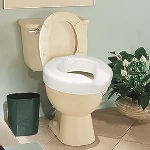 Amazon Com Apex Carex H C Prod A Raised Toilet Seat