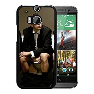 Beautiful Designed Cover Case With Die Fantastischen Vier Suits Pants Wc Look For HTC ONE M8 Phone Case