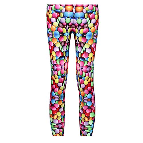 Multicolores Abchic Para 38 Mujer Leggings W86wHnBq65