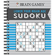 Brain Games Lower Your Brain Age Sudoku