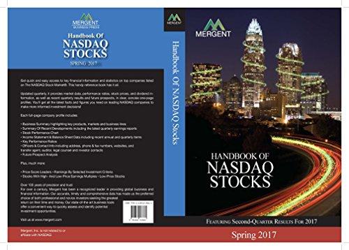 Handbook Of Nasdaq Stocks  Spring 2017 Edition