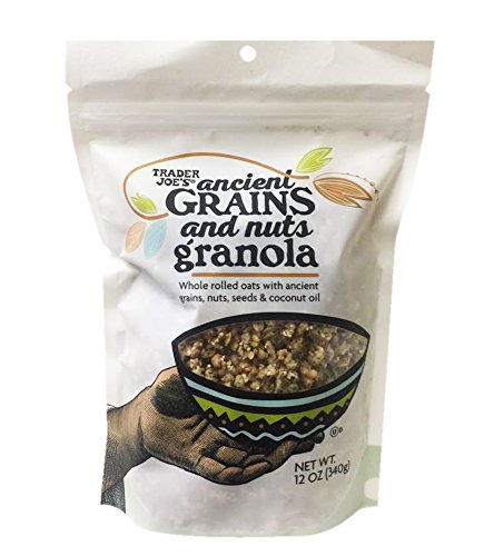 Trader Joe's Ancient Grains and Nuts Granola Pack 12oz