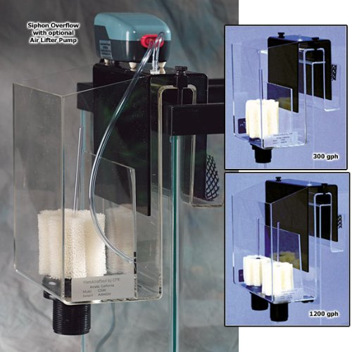 Expert choice for aquarium overflow box hang on