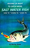 img - for Rigging Up Right to Catch More Salt Water Fish : How To * Where To * When To book / textbook / text book