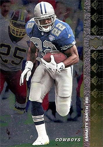 Image Unavailable. Image not available for. Color  Emmitt Smith football  card (Dallas Cowboys Hall of Fame) 1994 Upper Deck Pro Bowl 676eaf1bb
