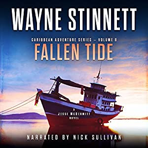 Fallen Tide: A Jesse McDermitt Novel Audiobook