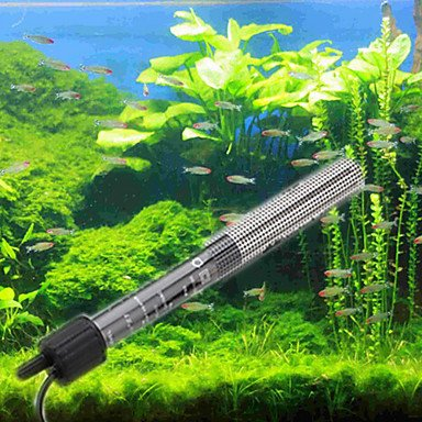 Quick shopping Aquarium Quartz Glass Heater (Up to 50L, 18 32¡æ, 220V-240V, 50W)