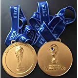 2018 FIFA World Cup Russia Gold Medal Replica - Shipped from USA