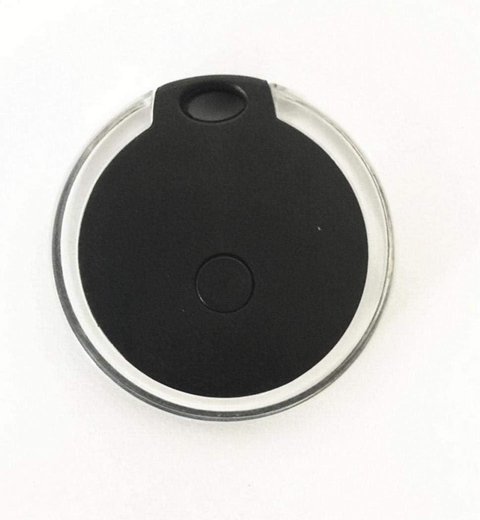 Ritokme Traqueur de GPS de dispositif anti-perdu intelligent de Bluetooth de forme ronde mini portable Accessoires electronique embarqu/ée