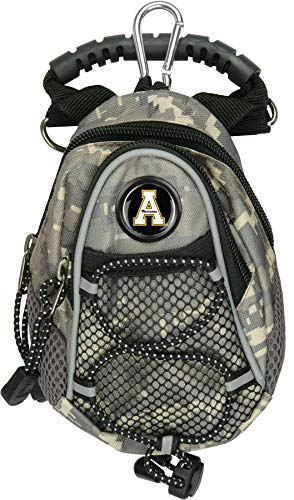 LinksWalker NCAA Appalachian State Mountaineers - Mini Day Pack - Camo Appalachian State Mountaineers Golf