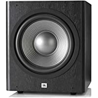 JBL Studio SUB 250P 10-inch Powered Subwoofer 200-Watt