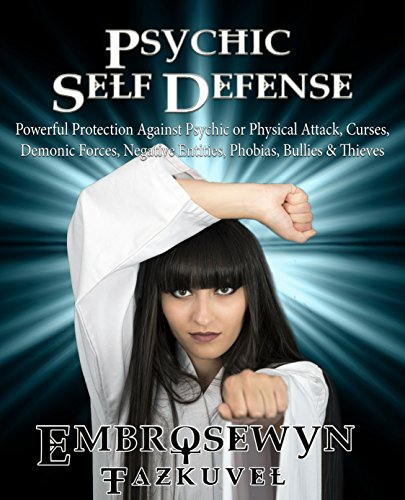 Psychic Self Defense Powerful Protection ebook product image
