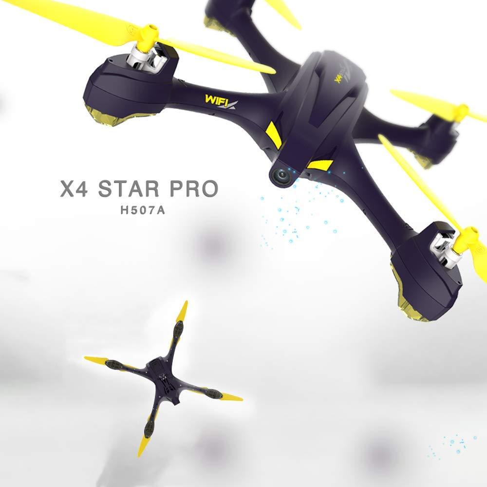 Hubsan H507A X4 Drone GPS 720P Cámara GPS FPV WiFi App Control Cuadricóptero con HT009 Transmisor