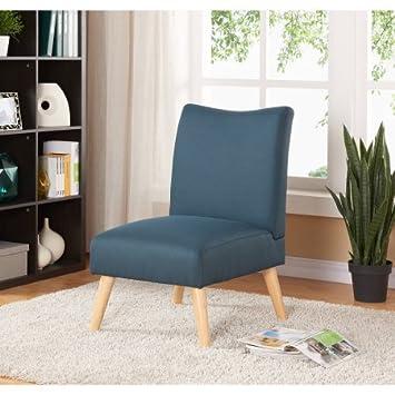 mainstays slipper chair peacock - Slipper Chairs