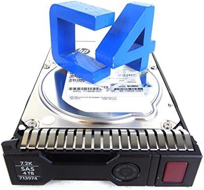 4.0TB 7200 SAS HARD DRIVE 3.5 3H
