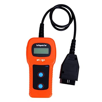 STOGA U480 CAN-BUS OBD2 ENGINE SCANNER CODE READER can bus OBD 2 Diagnostic  Scan Tool