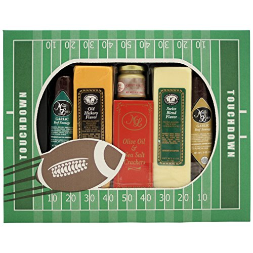 GreatArrivals Gift Baskets Stadium Treats Father's Day Cheese and Snacks Gift Set, 2 (Greatarrivals Fathers Day)