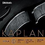 D'Addario Kaplan Viola Single C String, Medium Scale, Medium Tension
